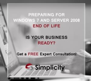 Windows EOS